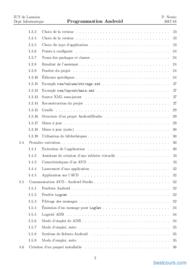 Tutoriel Programmation mobile avec Android 2