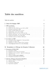 Tutoriel Web Coté serveur : PHP, PDO, MVC, DAL, Controller 2