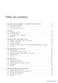 Tutoriel Programmation Système En C sous Linux 2