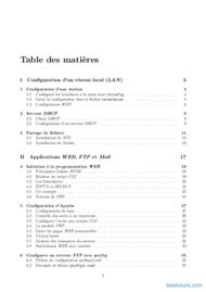 Tutoriel Administration réseau sous linux (Debian et Ubuntu) 2