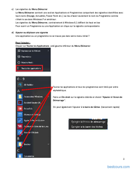 Tutoriel Initiation à Windows 10 2