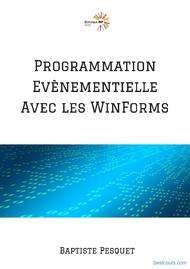 Tutoriel Programmation évènementielle avec les WinForms 1