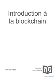 Tutoriel Introduction à la blockchain 1