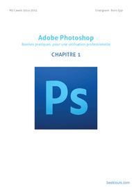 Tutoriel Adobe Photoshop - Organisation & Espace de travail 1