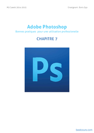 Tutoriel Adobe Photoshop - Les scripts 1
