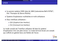 Tutoriel Présentation GNU/Linux 2