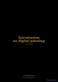 Tutoriel Introduction au digital painting sous Photoshop 1