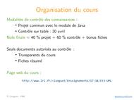 Tutoriel UML: Introduction au génie logiciel et à la modélisation 2