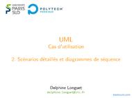 Tutoriel UML: Scénarios détaillés et diagrammes de séquence 1