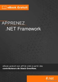 Tutoriel Apprenez .NET Framework 1