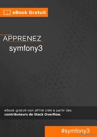 Tutoriel Apprenez Symfony 3 1