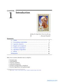 Tutoriel Techniques Algorithmiques et Programmation 2
