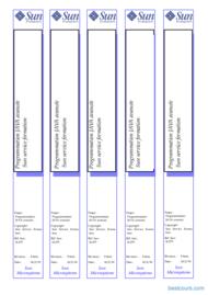 Tutoriel Programmation JAVA avancée 1