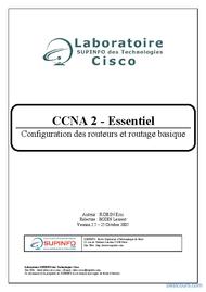 Tutoriel CCNA Module 2 1