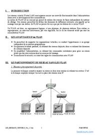 Tutoriel Les réseaux virtuels VLAN 2