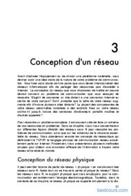 Tutoriel Conception d'un réseau informatique 1