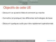 Tutoriel World Wide Web 2
