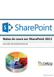 Tutoriel Microsoft SharePoint 2013 1