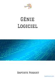 Tutoriel Génie logiciel 1