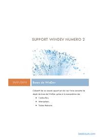Tutoriel WinDev: Bases de WinDev 1