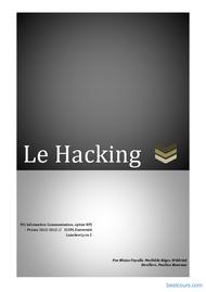 Tutoriel Le Hacking 1