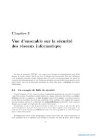 Tutoriel La sécurité des réseaux informatique 1
