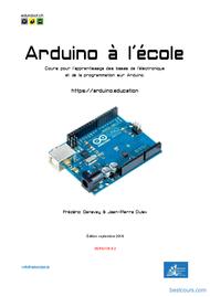 Tutoriel Arduino à l'école 1