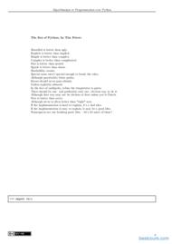 Tutoriel Introduction à l'algorithmique et à la programmation avec Python 2