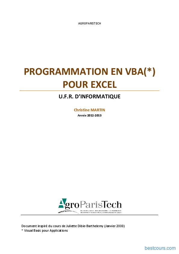 formation r pdf