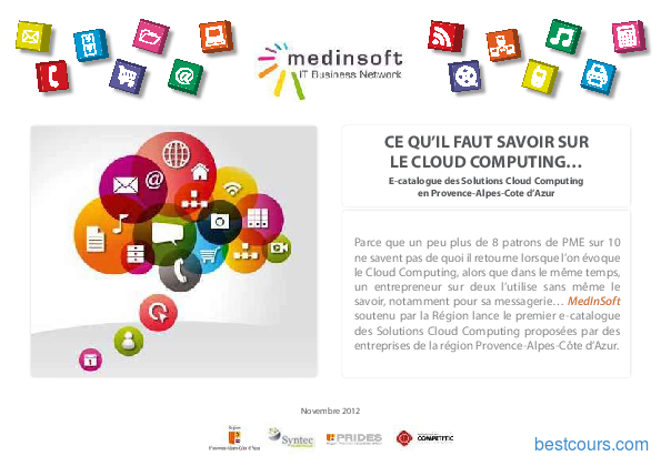 Tutoriel Ce qu'il faut savoir sur le Cloud Computing 1